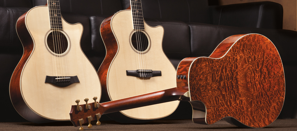 2012 Fall Limiteds - Quilted Sapele