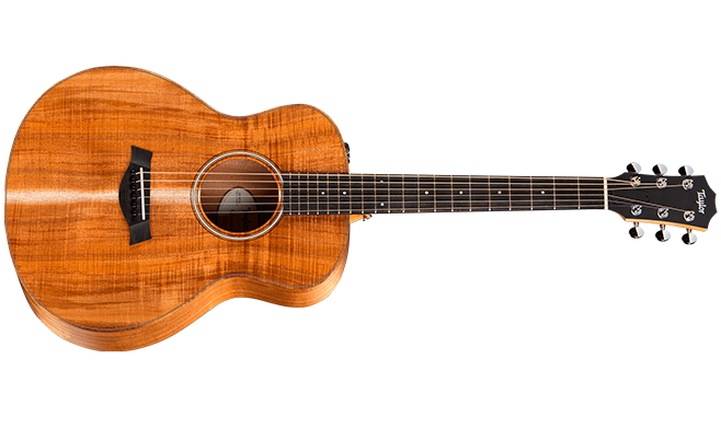 Taylor GS Mini-e LTD AA Koa Acoustic Guitar