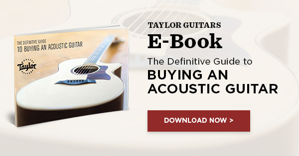 Acoustic Guitar Buyer's Guide