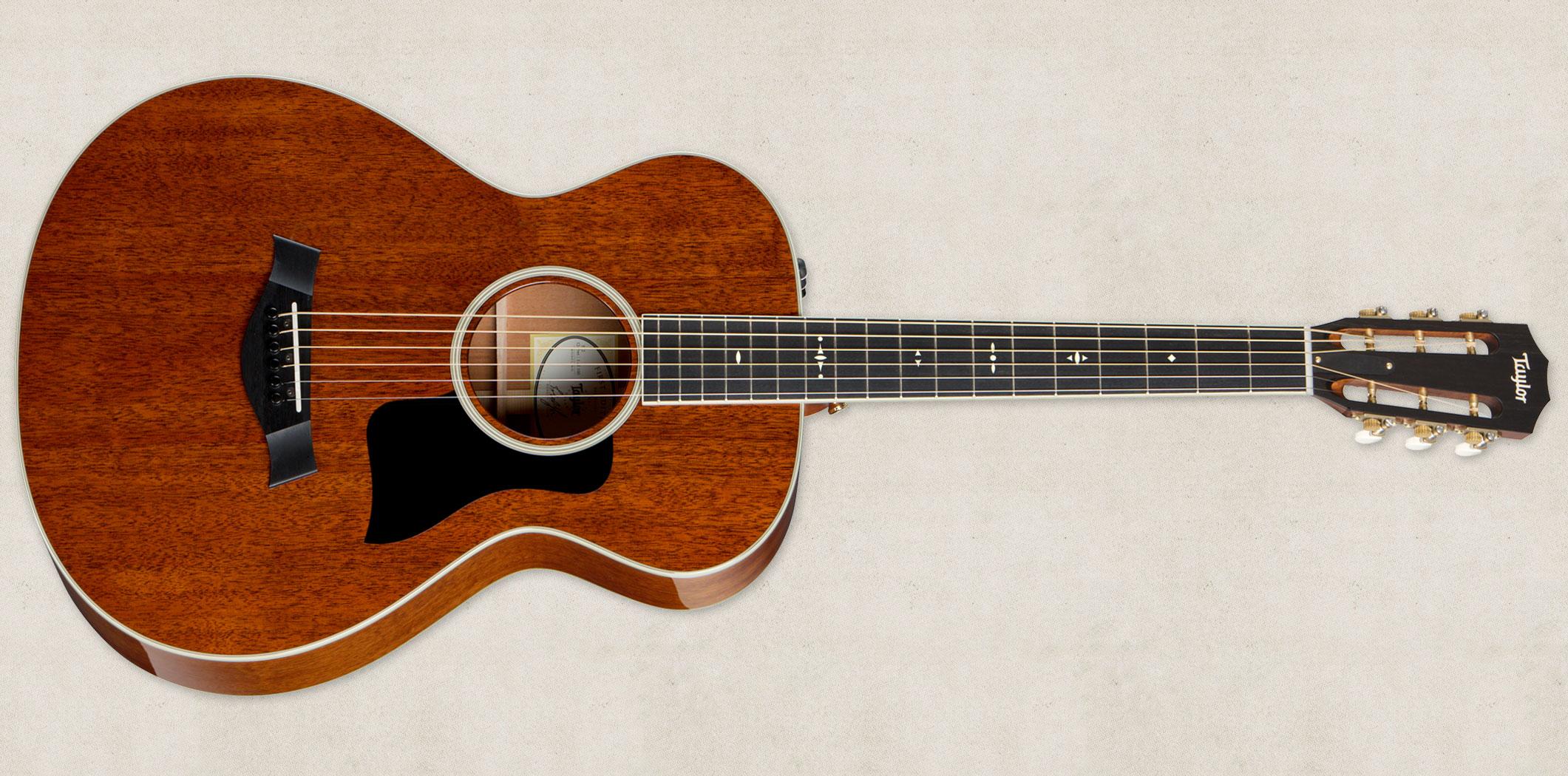 522e 12 fret taylor guitars. Black Bedroom Furniture Sets. Home Design Ideas