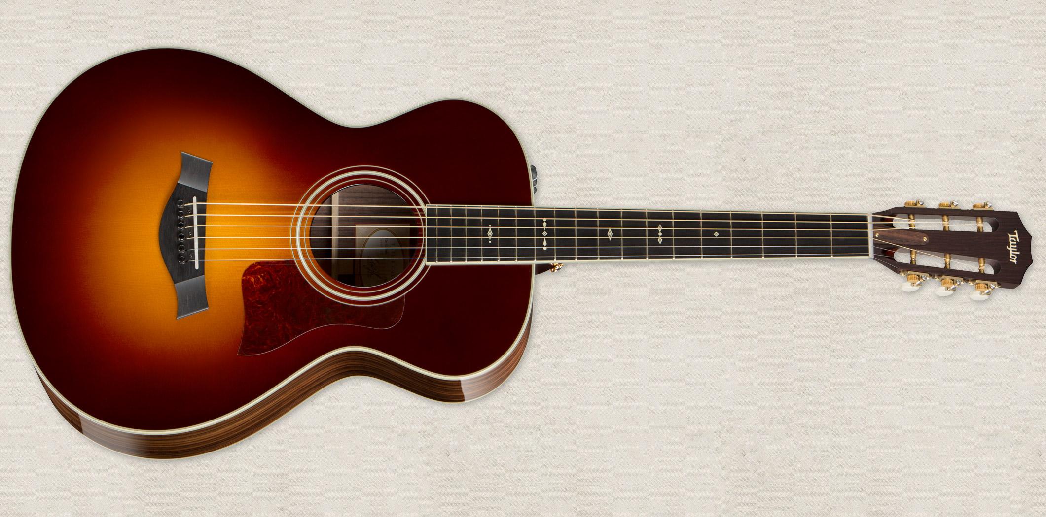 712e 12 fret taylor guitars. Black Bedroom Furniture Sets. Home Design Ideas