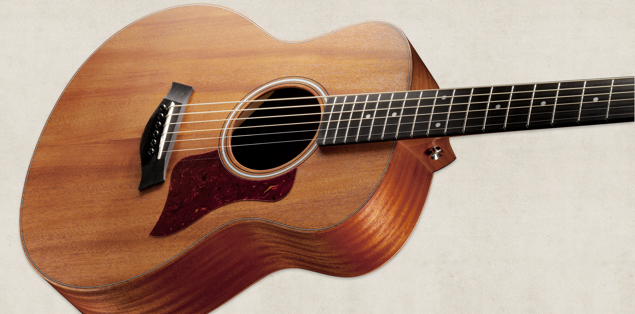 GS Mini (Mahogany top)...