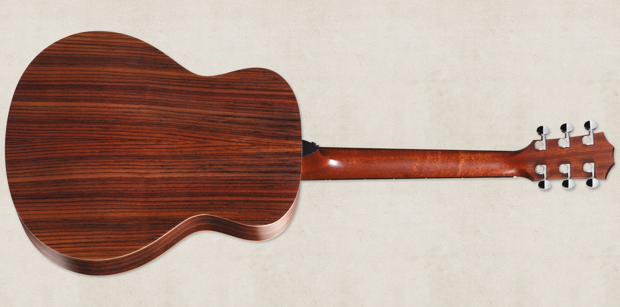 Gs mini rosewood taylor guitars for The rosewood