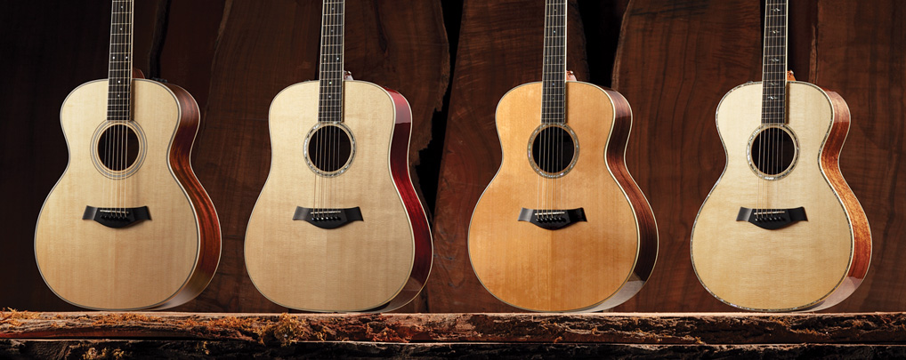Cutaways | Taylor Guitars