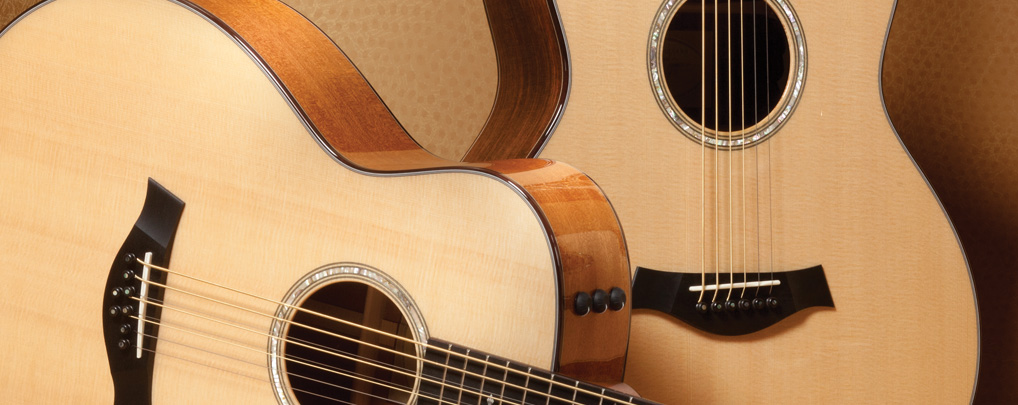 Browse Taylor guitars by guitar categories such as Nylon, 12-String, Travel, Baritone and 12-Fret.
