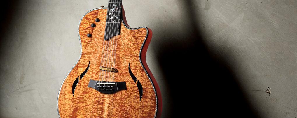 Custom T5 Program Taylor Guitars