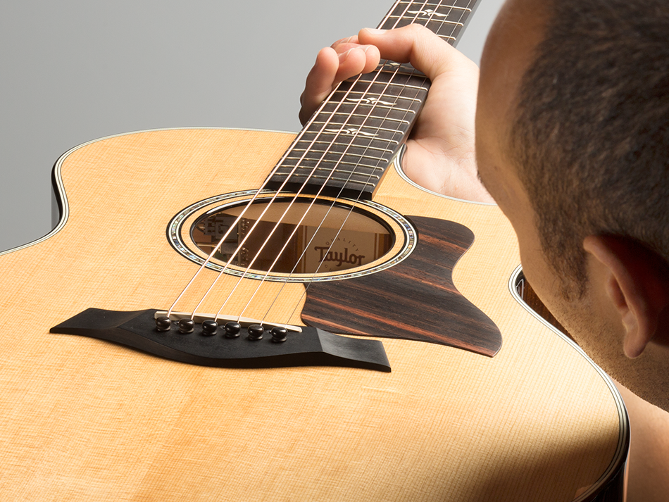 Identifying Your Expression System® Pickup   Taylor Guitars