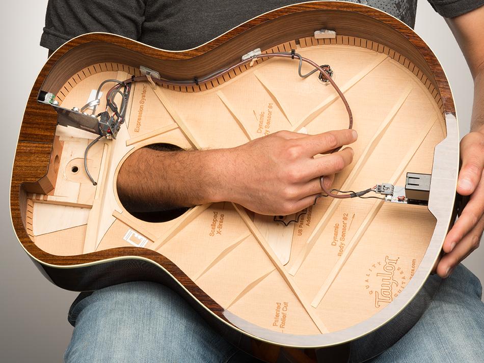 acoustic guitar pickup wiring diagram carvin pick up