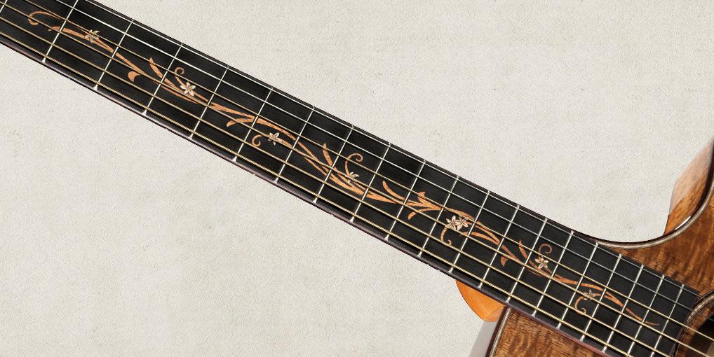 Kết quả hình ảnh cho guitar neck inlay