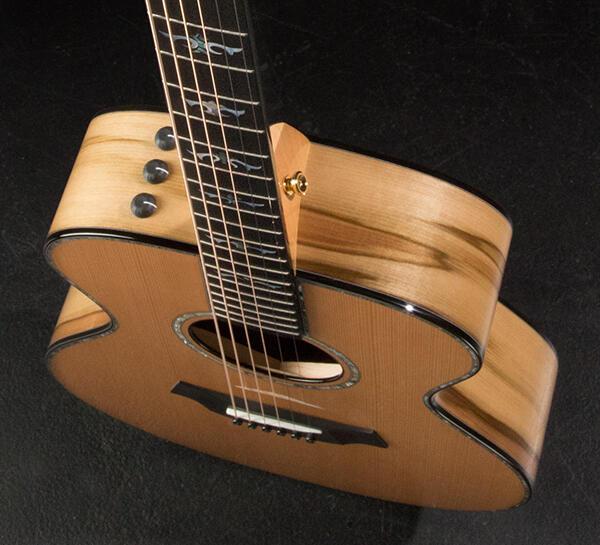 custom 10037 sassafras grand concert taylor guitars. Black Bedroom Furniture Sets. Home Design Ideas