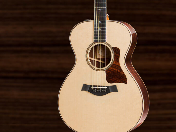 taylor guitars grand concert body shape