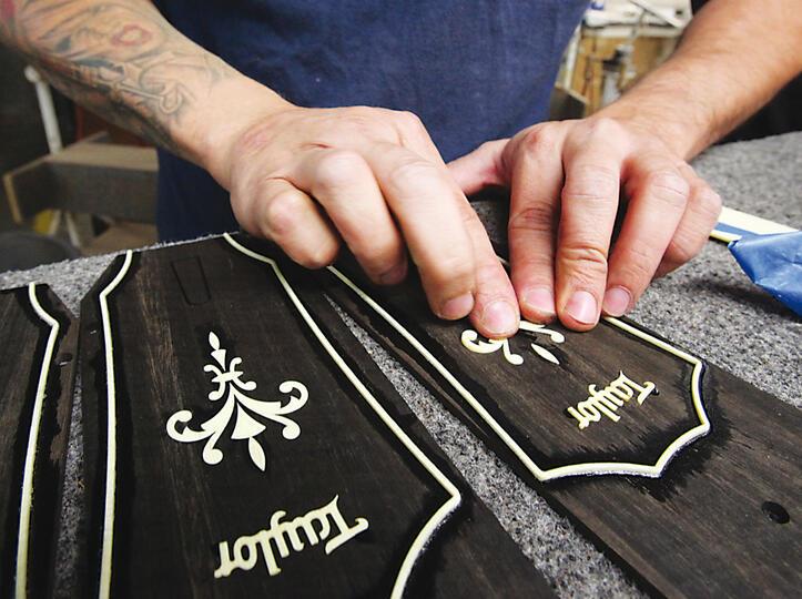 taylor guitars craftsmanship