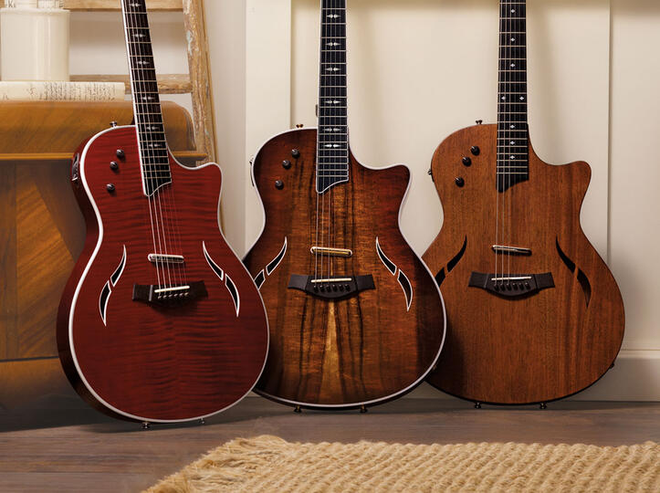 Taylor Electric Guitars