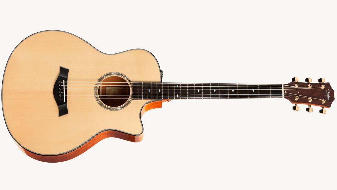 baritone 6 mahogany taylor guitars. Black Bedroom Furniture Sets. Home Design Ideas