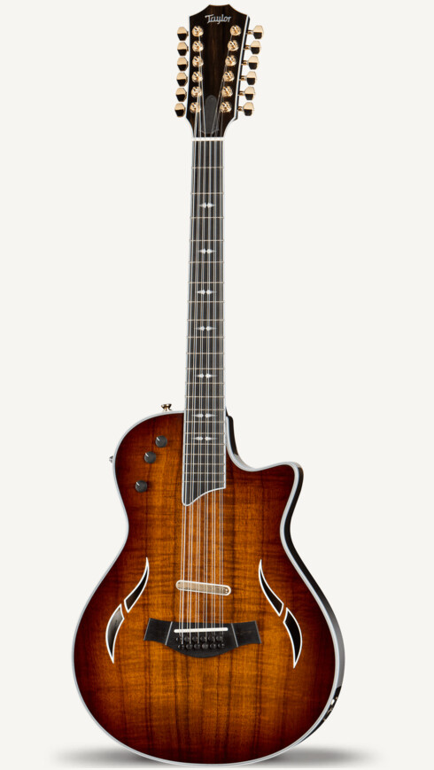 12 String Acoustic Guitar T5z 12 Custom Taylor Guitars