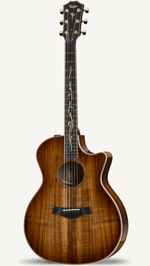 Taylor Guitars For Sale >> K24ce Acoustic Guitar Taylor Guitars