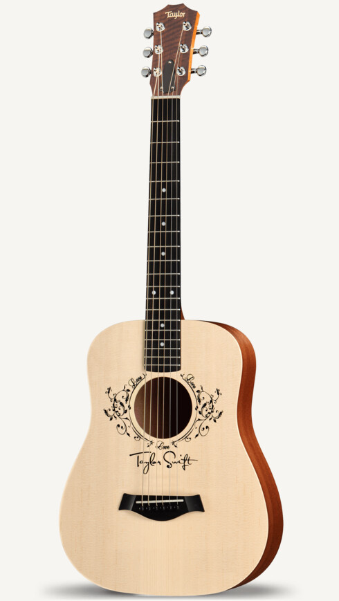 Taylor Swift Baby Taylor Tsbt Taylor Guitars
