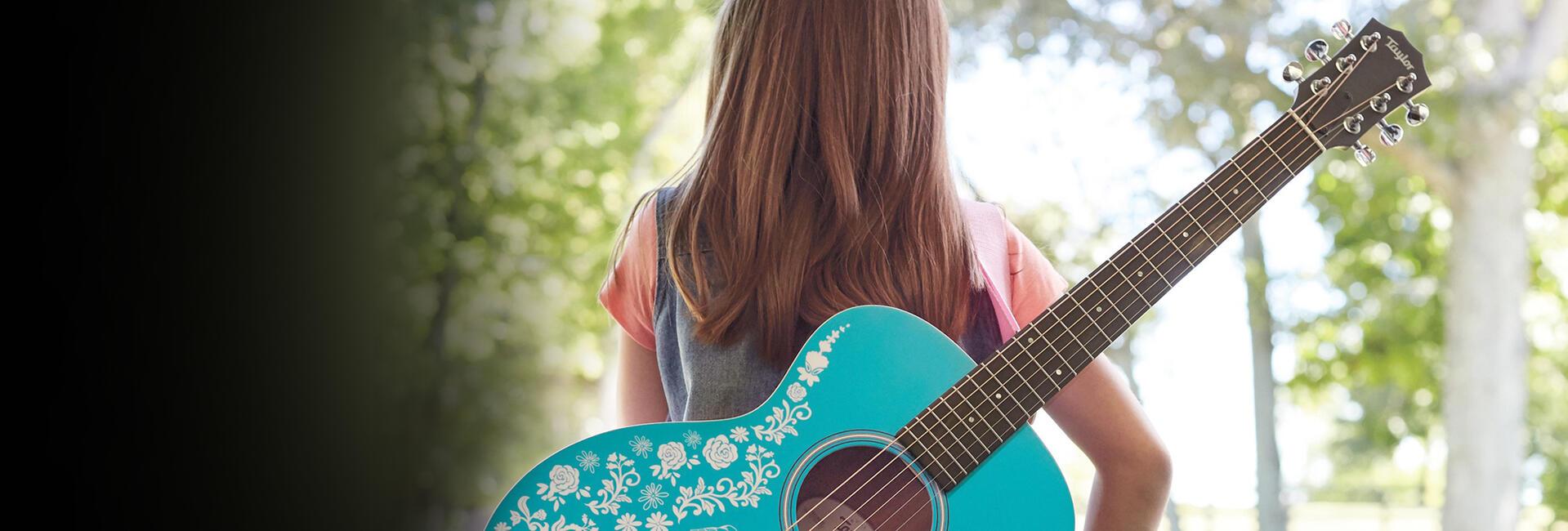 American Girl Gs Mini Taylor Guitars