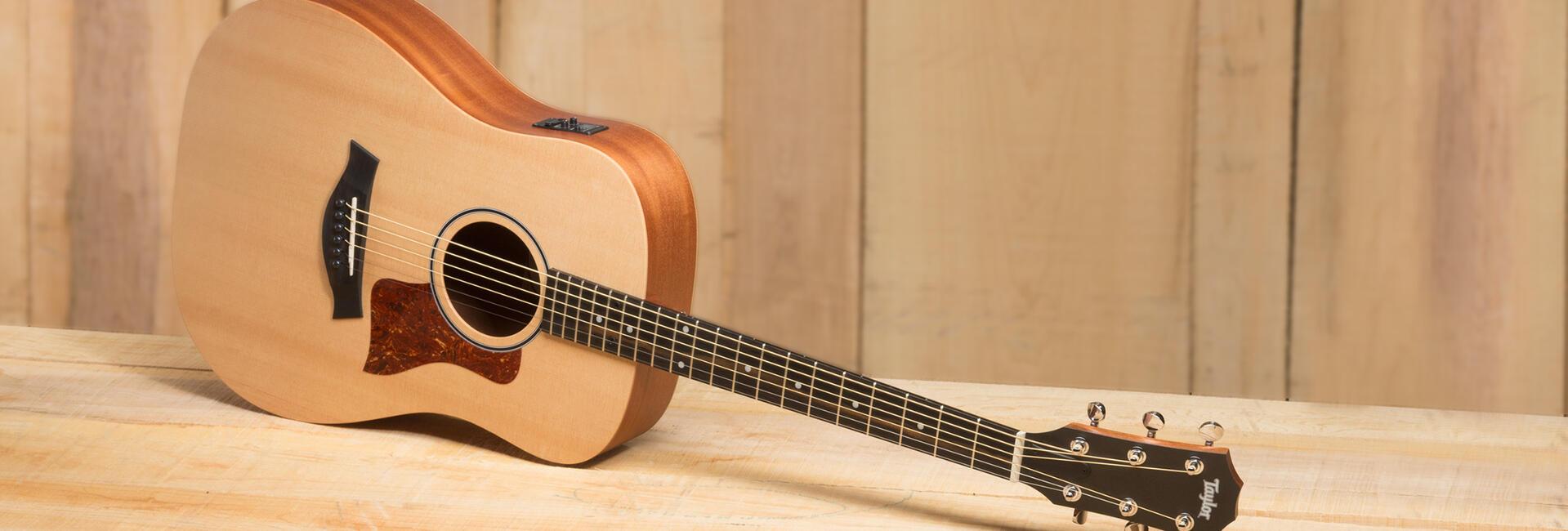 Big Baby Series Taylor Guitars