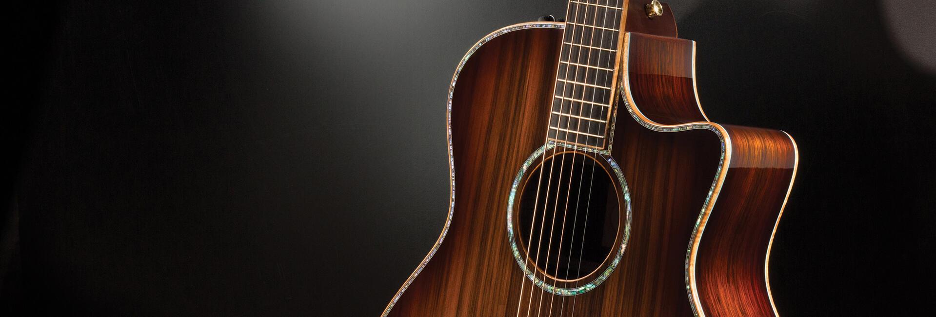 Finish | Taylor Guitars