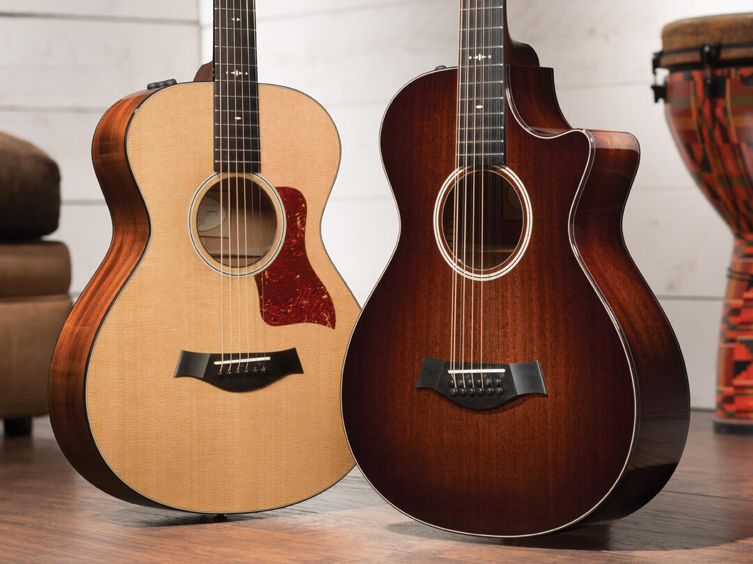 Browse Taylor Acoustic Guitars