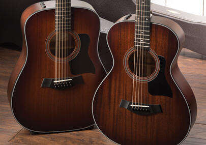 taylor guitars series