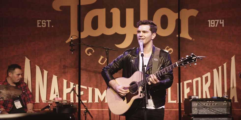 Andy Grammer | Taylor Guitars