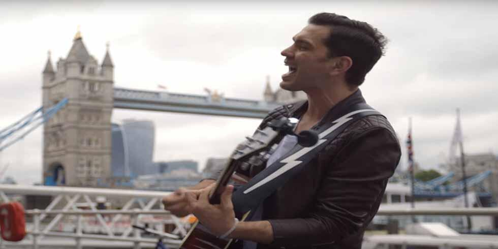 Andy Grammer   Taylor Guitars