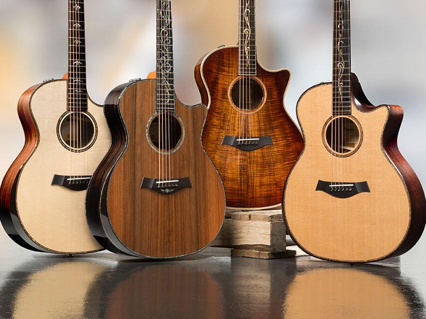 Acoustic Guitars Taylor Guitars