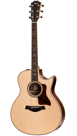 800 Series Acoustic Guitar Aesthetics By Taylor Guitars Taylor Guitars