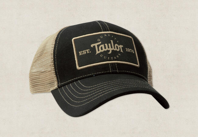 Taylor Guitars Original Trucker Hat 506ca1583cd